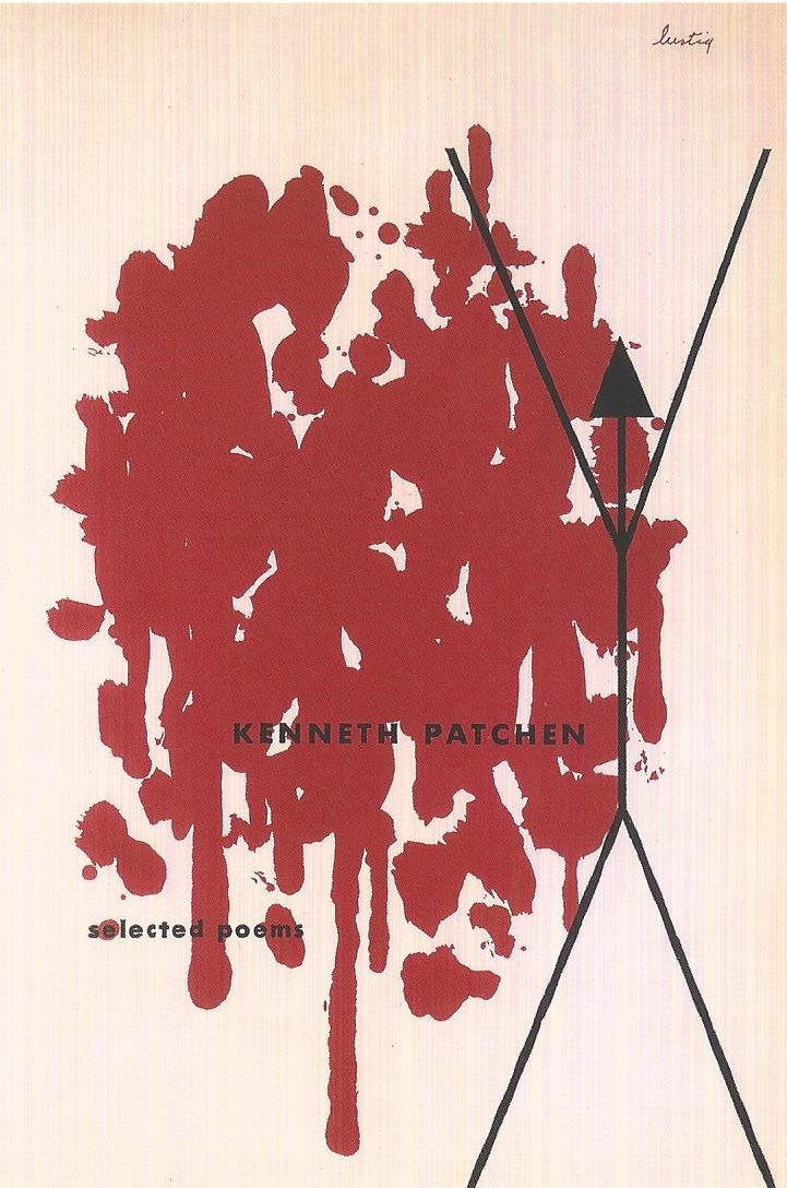 Fig. 19 Alvin Lustig, Selected Poems: Kenneth Patchen, 1945. © Elaine Lustig Cohen, Courtesy of Elaine Lustig Cohen.