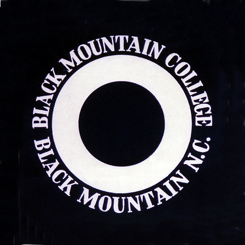 Fig. 22 Josef Albers, Black Mountain College logo, 1935. Courtesy of the Black Mountain College Museum and Art Center.