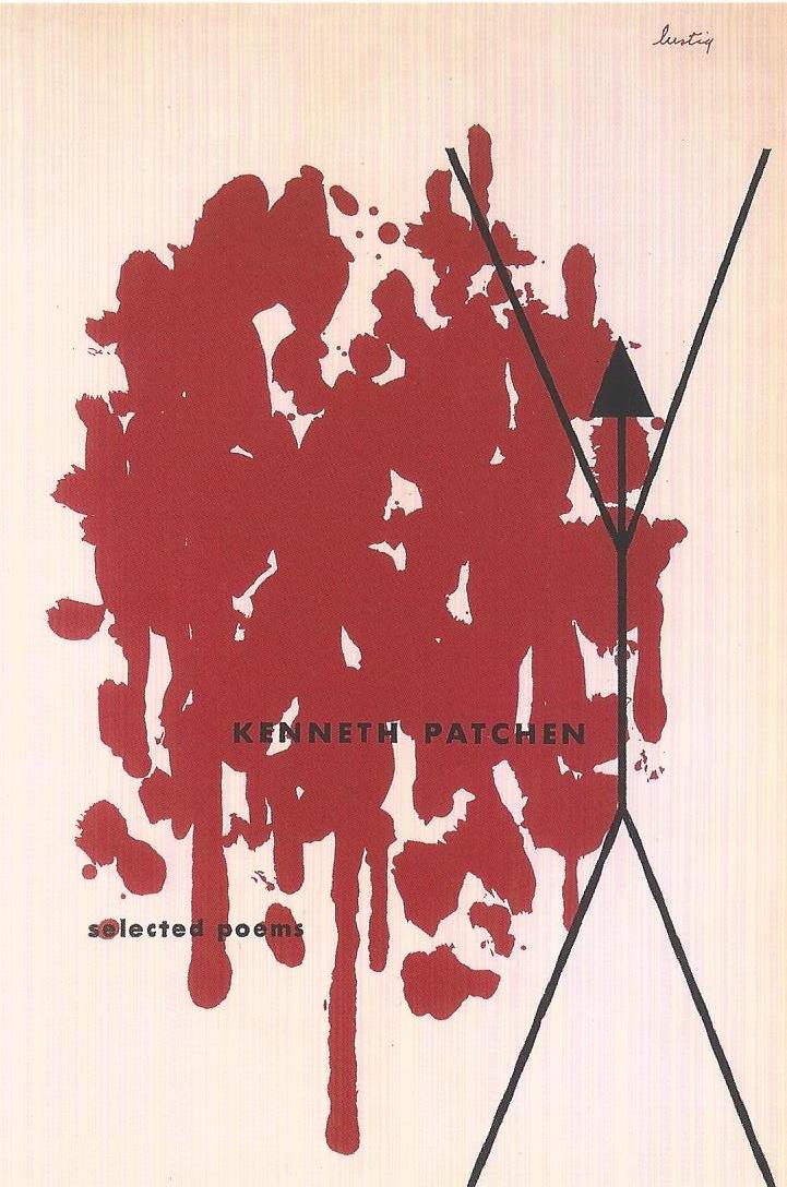 Fig. 19 Alvin Lustig, Selected Poems: Kenneth Patchen, 1945. © Elaine Lustig Cohen, Courtesy of Elaine Lustig Cohen.