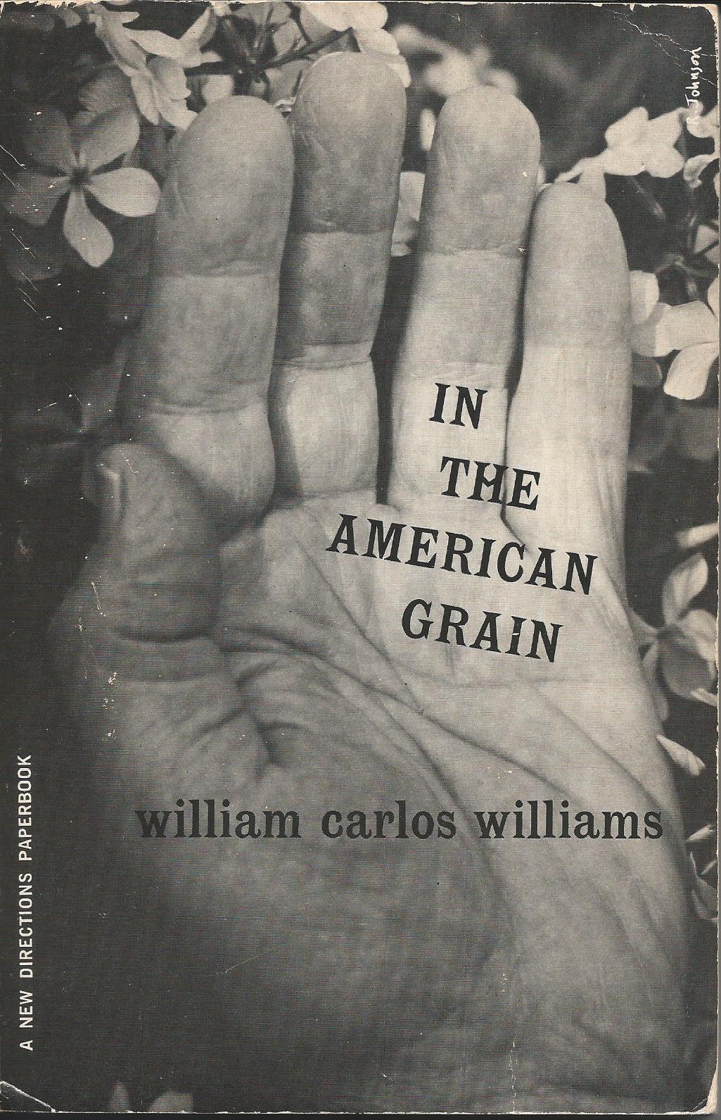 Fig. 14 Ray Johnson, In the American Grain: William Carlos Williams, 1956. © Ray Johnson Estate, Courtesy Richard L. Feigen & Co.